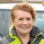 Regina John, Assistenz Einsatzleitung Innendienst Winterservice bei Attensam