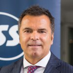 Erich Steinreiber, CEO ISS Österreich