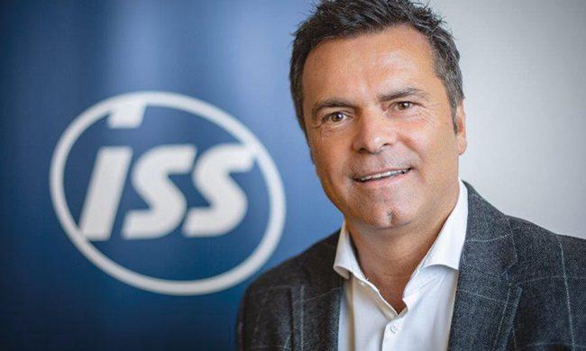 Erich Steinreiber CEO ISS