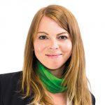Mirjam Haag, Senior-Produktmanagerin bei hollu Systemhygiene