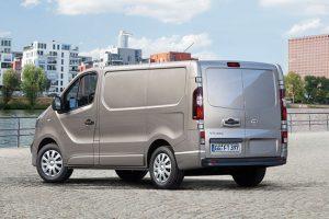 Opel Vivaro Panel Van © Opel