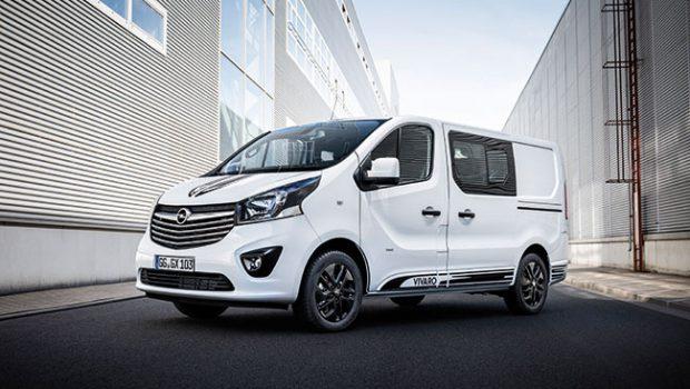Opel Vivaro Sport © Opel