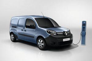 Renault Kangoo © Renault Communications