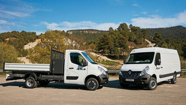 Renault Maste  © Renault Communications